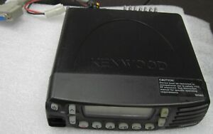 Kenwood Tk8180 Used Two Way Radio Taxi With Mic