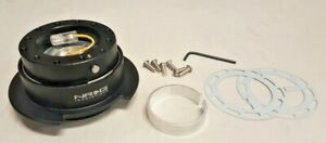 sale Nrg Universal Gen 2 5 Quick Release Kit With Black Body Black Ring