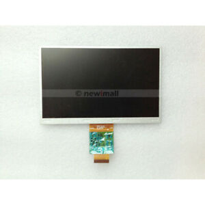 7 Inch Lcd Screen Display Fit For Snooper S7000 Lcd Panel Replacement