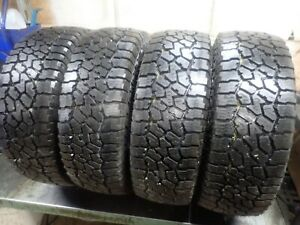 4 285 75 16 126 1123r Falken Wildpeak A T At3w Tires Full Tread No Repairs 5118
