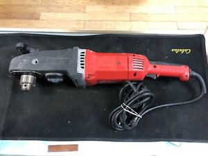 Milwaukee 1680 20 Super Hawg 1 2 Right Angle Drill