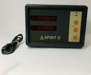 Anilam Spirit 2 Axis Dro Digital Read Out Made In Usa