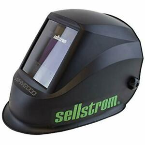 S26200 Advantage Plus Series Welding Helmet With Large Adf amp 2day Ship