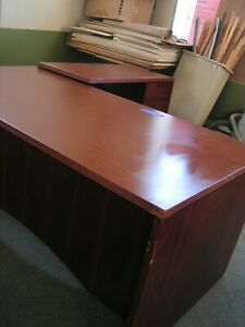 L Shaped Desk With 4 Drawers Overall Dimensions 78 25 X 72 X 29 5