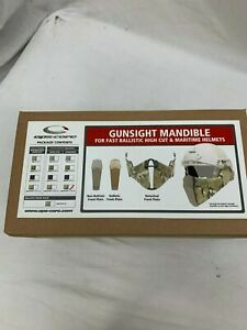 Ops-Core Gunsight Mandible For Fast Ballistic Maritime Helmets