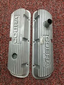 1966 70 Shelby Gt350 Used Cobra Valve Covers