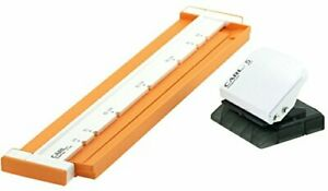 Carl Neo Gauge 26 hole Or 30 hole Punch Note Paper Japan Import