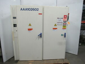 78x71x16 2 Door Electrical Enclosure Free Standing W back Plate
