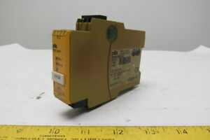 Pilz Pzex4vp 24vdc 4 N o 777583 Safety Expansion Module