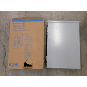 Eaton Br2024l125r Loadcenter 1ph 125a 120 240vac
