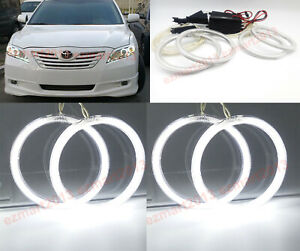 Ccfl Halo Ring For Toyota Camry Xv40 07 09 Car Headlight Angel Eye Halo Ring Drl