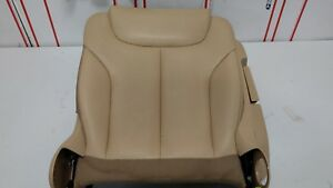 2006 Vw Passat Front Right Seat Cushion Tan Leather Bottom Lower Oem 06 07 08 09