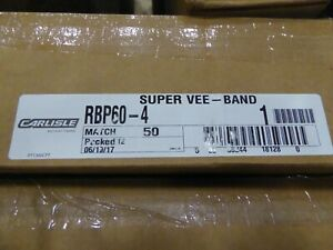 Carlisle Super Vee Band Belt Rbp60 4