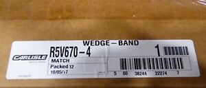 Carlisle Super Vee Band Belt R5v670 4
