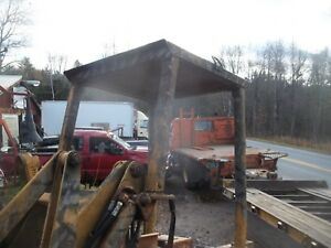1960 1967 Allis Chalmers H3 Dozer Canopy Assembly rops