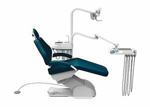 New Dental Chair Unit 2 Stools light fda Approved Usa Company Ships From Fl