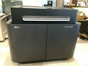 Stratasys Connex 350 Multimaterial 3d Printer 342x342x200mm Size Low Hours