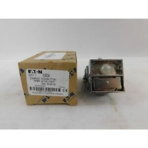 Eaton E30da Push Button W Light 120v