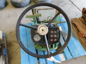 John Deere 4030 Tractor Steering Tower W Pedals Dash Etc Tag 187