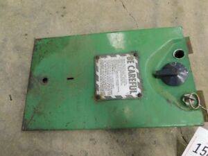 John Deere 4020 Tractor Access Panel W Ignition Light Switch Tag 158