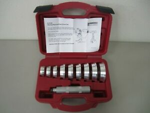 Blue Point A1310a 9 Piece Bearing Race And Seal Driver Master Set