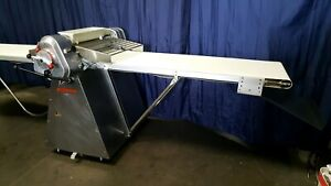 Rondo Commercial Bakery Model Ss064s Dough Sheeter Roller Semi automat Feature