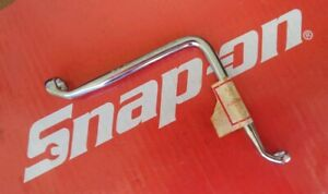 New Snap On Tools 3 8 X 5 16 Right Angle 6 Pt Brake Bleeder Wrench S8184 New