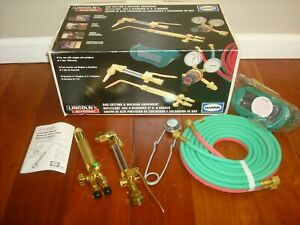 Harris Gas Welding Cutting Kit Tools Oxygen Torch Acetylene Welder Tool Parts