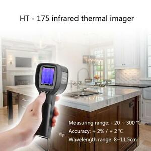 Ht 175 Infrared Thermal Camera Imaging 32x32 Temperature 20 300 Degree Portable