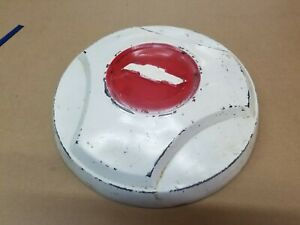 1964 1966 Chevy C10 1 2 Ton Pickup Truck Style Painted Dog Dish Hubcap 10 5 Inch