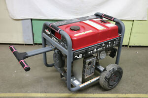 Used 7000 Watt Briggs Stratton 030663 Generator
