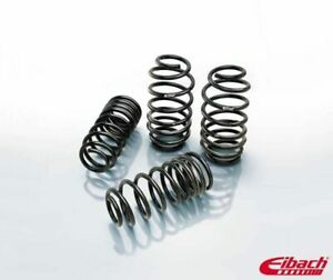 Eibach Pro kit Lowering Coil Springs Set For 18 20 Camry V6 1 3 f 1 3 r