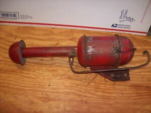 Farmall Cub Ih Air Cleaner Assembly Complete With Cap