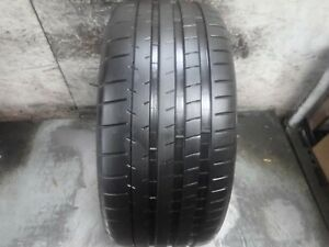 1 245 35 20 95y Michelin Pilot Super Sport Tire 8 5 32 No Repairs 4117