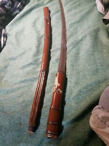 Antique Japanese Koto Samurai Sword Katana Possibly Before Muromachi And Ubu