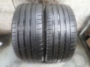 2 235 35 19 91y Michelin Pilot Super Sport Tires 8 8 5 32 No Repairs 4816