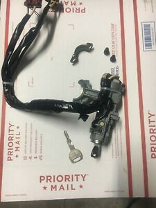 92 95 Honda Civic Ignition Switch Cylinder With Key Fits 5 Speeds Two Keys