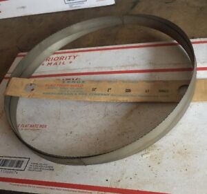 Lenox Metal Cutting Band Saw Blade 12 X 1 X 035 10 Tpi Raker 144