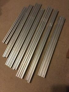 80 20 Inc 10 And 15 Series Aluminum Extrusion Lot Of 17 A Great Deal
