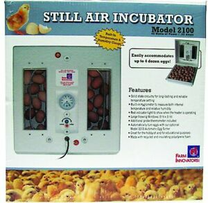 Farm Innovators Still Air Incubator