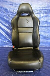 05 06 Acura Rsx Type S K20z1 Oem Black Leather Lh Front Seat Cuts 4370