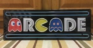 Arcade Pac man Game Over Namco Game Console Nintendo Vintage Look Home Theater