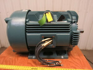 Baldor M4407ts 4 200hp Electric Motor 460v 3ph 1780rpm 445t Frame