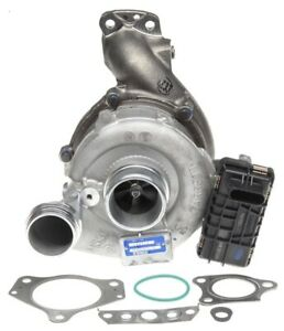 Mahle New Turbocharger 08 07 Jeep Grand Cherokee 3 0l 15 08 Mercedes Benz E320