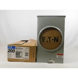 Eaton Uhtrs202bch Meter Socket 200a