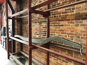 1933 34 Ford Reproduction Frame Rails 10 Gage