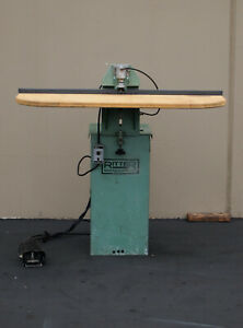 Ritter R 130a Single Spindle Boring Machine woodworking Machinery