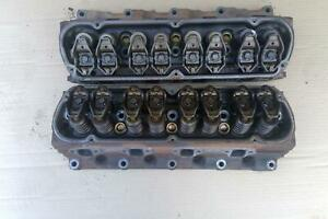 289 302 351w Ohv Cylinder Head Set Ford Gt40p F77e 87 93 94 01
