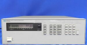 Agilent Hp Keysight 6623a Precision System Power Supply 3 Outputs 80w Untested