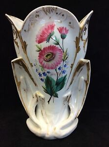 Paris Porcelain Vase Large
